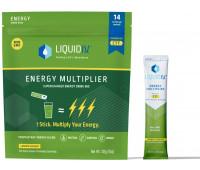 Liquid IV Energy Multiplier (14 Count) - Lemon Ginger