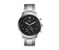 Fossil Men's Hybrid Smartwatch Neutra Stainless Steel