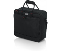"Gator Cases Updated Padded Nylon Mixer Or Equipment Bag; 15"" X 15"" X 5.5"""