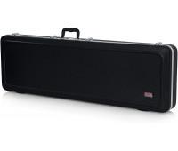 Gator Cases Deluxe Molded Case for Bass Guitars