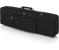 Gator Cases Gig Bag for 88 Note Keyboards; Reduced Depth