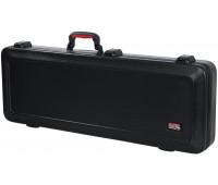 Gator Cases TSA Series ATA Molded Polyethylene Guitar Case for Standard Electric Guitars