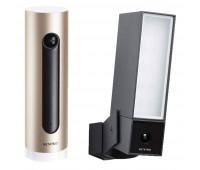 Netatmo Indoor and Outdoor Smart Security Cameras – Netatmo Welcome and Netatmo Presence – 2 pack bundle