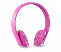 Innovative Technology - Modern Bluetooth Headphones  Chrome