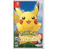Pokemon: Lets Go Pikachu