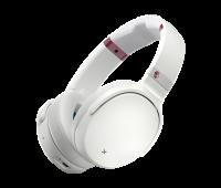 Skullcandy Venue Wireless Over Ear Headphone - White/Crimson