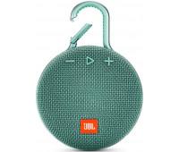 JBL Clip 3 Portable Waterproof Wireless Bluetooth Speaker - Teal