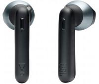 JBL T220 True Wireless in-Ear Headphones with Pure Bass - Black