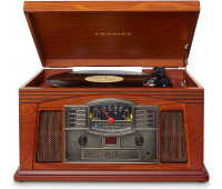 CROSLEY - LANCASTER ENTERTAINMENT CENTER WITH BLUETOOTH