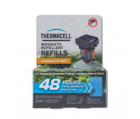 Thermacell - Mosquito Repellent Backpacker Mat-Only Refills - 48 Hours