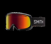 Smith Optics - Drift Red Sol-X Mirror Goggles - Black