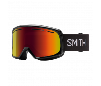 Smith Optics - Drift Red Sol-X Mirror Goggles - White