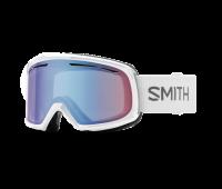 Smith Optics - Drift Blue Sensor Mirror Goggles - White