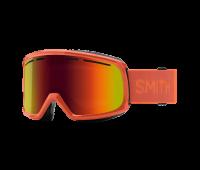 Smith Optics - Range Red Sol-X Mirror Goggles - Burnt Orange
