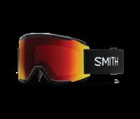 Smith Optics - Squad Chromapop Sun Red Mirror Goggles - Black
