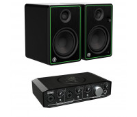 Mackie Bundle With Onyx Producer 2•2 + Mackie CR Series Studio Monitor (CR5-X)