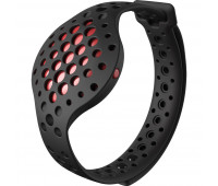 Moov Now Advanced Fitness Wearable - Fusion Red