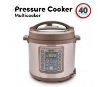 Aroma 20-cup Digital Pressure Cooker & Multicooker