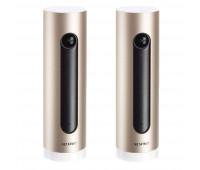 Netatmo Welcome, Indoor security camera - 2 Pack