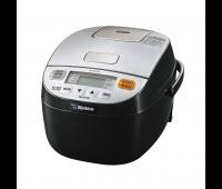 Zojirushi Micom 3 Cup Rice Cooker & Warmer -Silver Black