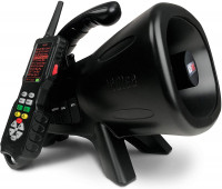 ICOtec - Night Stalker Programmable Electronic Coyote Call - 240 Professional Sounds Included