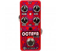 Pigtronix - Octava Micro Octave Fuzz & Distortion Pedal