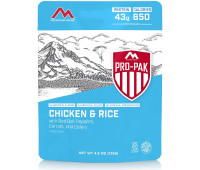 Mountain House - Freeze Dried Backpacking & Camping Food - Pro-Paks