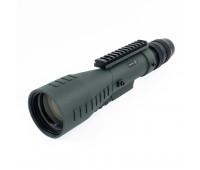 Athlon Optics Cronus Tactical Spotting Scope - 7-42x60 UHD with Ranging Reticle - Green