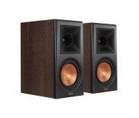 Klipsch - Reference Premiere RP-600M Bookshelf Speaker - Walnut