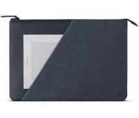 """Native Union Stow 13"""" Laptop Sleeve – Sleek & Slim 360-Degree Protection with Exterior Pocket – Compatible with MacBook Air 13"""", MacBook Pro 13"""" (2016-2019)(Indigo)"""