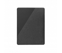 """Native Union Stow 11"""" Tablet Sleeve - Sleek & Slim Premium Sleeve Compatible with iPad Pro 11"""", iPad 10.2"""" and iPad Air 10.5"""" with Easy-Access Magnetic Closure (Slate)"""