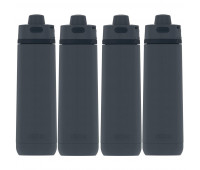 4 Thermos Guardian 24oz Stainless Steel Hydration Bottle, Blue