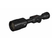 ATN - Thor 4 2.5-25x Thermal Rifle Scope w/Ultra Sensitive Next Gen Sensor, WiFi, Image Stabilization, Range Finder, Ballistic Calculator and iOS and Android Apps
