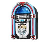 Victrola - Desktop Bluetooth Jukebox with CD