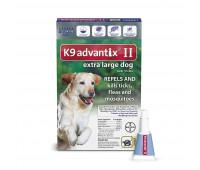Bayer - K9 Advantix II XLᅠ > 55#