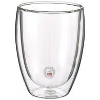 Bodum - 6 pcs glass, double wall, medium, 0.35 l, 12 oz